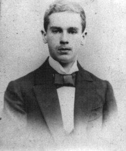 140 лет со дня рождения Георгия Александровича Дюперрона