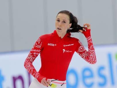 Кубок мира по конькобежному спорту — снова на пьедестале Екатерина Шихова