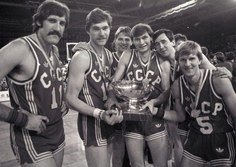 Ленинград спортивный — 1986