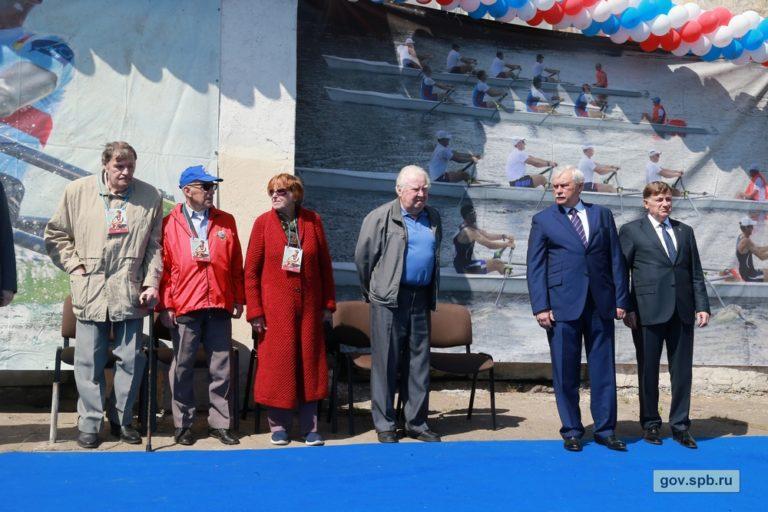 В Петербурге открылась VI Регата Юрия Тюкалова