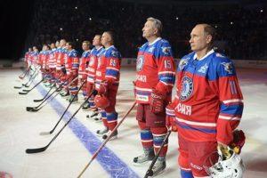 Владимир Путин и спорт
