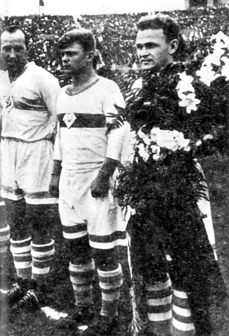 Свет непогашенной звезды. К 90-летию со дня рождения великого футболиста Петра Дементьева.