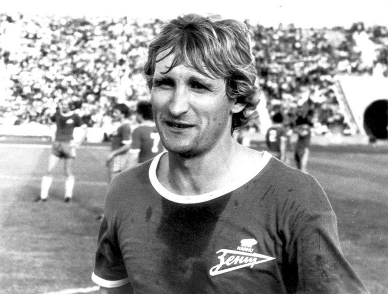 Владимир Казаченок о «бронзовом» сезоне «Зенита»-1980