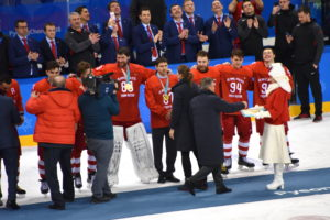 Есть золото в хоккее – значит, Олимпиада удалась! </br>Сборная России впервые за 26 лет выиграла Олимпийские игры