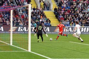 Сборная России не смогла одержать победу в матче против Турции