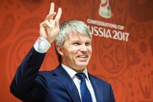 Поздравление министра спорта Российской Федерации П.А.Колобкова в связи с празднованием Дня физкультурника в 2018 году