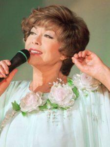 Эдита Пьеха празднует 81-й день рождения