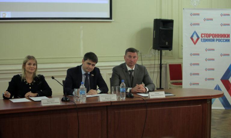 Идею создания Музея (Дома) спорта Санкт-Петербург поддержали