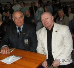 Борис Сергеевич Селицкий - богатырь с берегов Невы