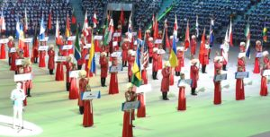 Петербурженка на старте чемпионата мира по тяжелой атлетике в Ашхабаде