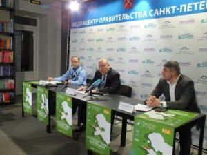 В северной столице стартует XIX Международный детский турнир по настольному теннису памяти Н. Г. Никитина