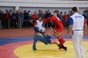 Студенты города на Неве успешно учатся и здорово выступают на турнире по самбо!