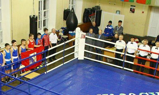 Юношеский турнир по боксу памяти олимпийского чемпиона Г.И.Шаткова