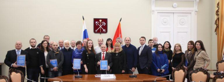 Наш портал «ИНТЕРАКТИВНЫЙ МУЗЕЙ СПОРТА» отмечен Спорткомитетом Санкт-Петербурга