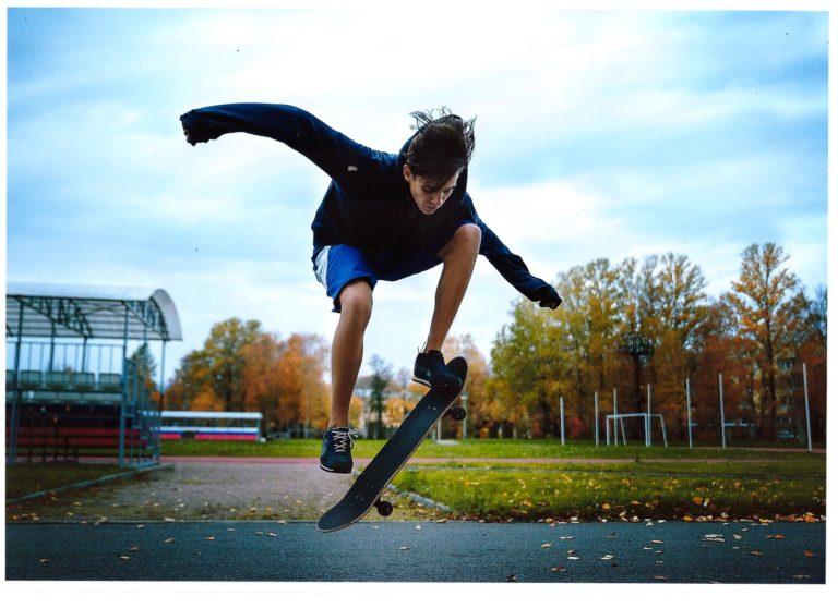 Фотоконкурс школьников «В объективе — здоровый образ жизни» завершен