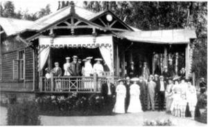 Санкт-Петербург стал центром тенниса еще в 1888 году…