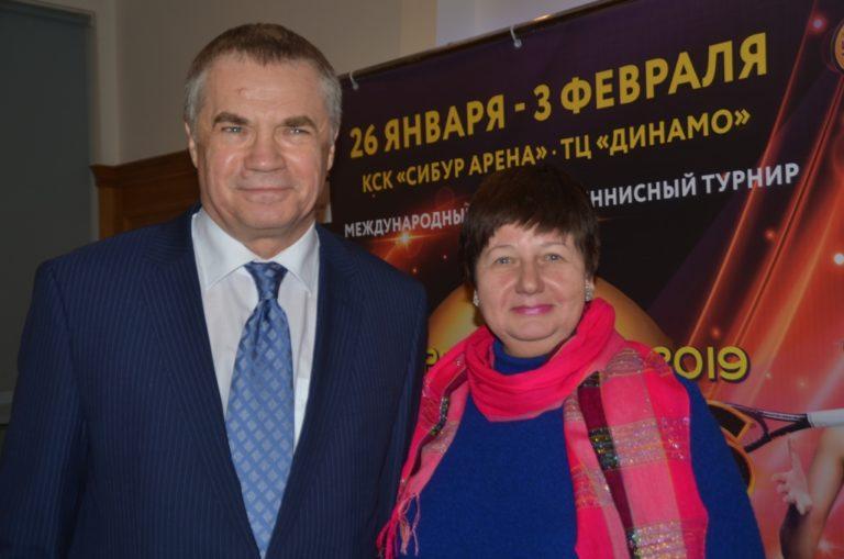 С 26 января по 3 февраля все идем на St. Petersburg Ladies Trophy.