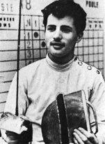 Вышла книга об олимпийском чемпионе по фехтованию Э.Винокурове.