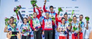 Чемпионкой Европы стала наша землячка биатлонистка Екатерина Юрлова-Перхт