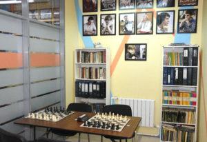 Шахматный клуб «Овертайм» сменил «прописку»