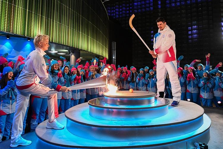 Первая в России зимняя Всемирная универсиада стартовала в Красноярске.