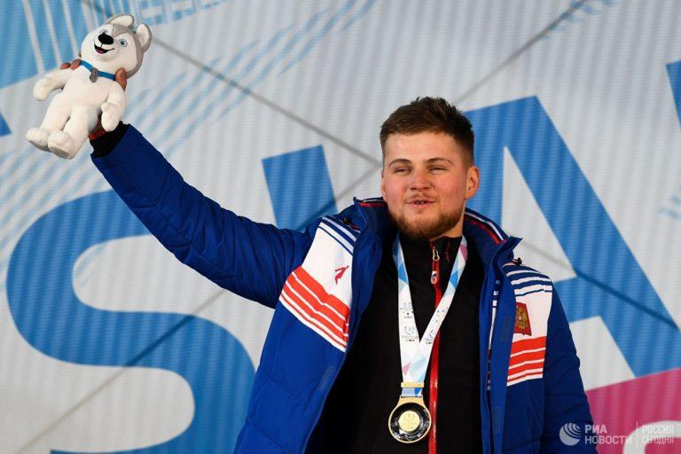 Еще одна победа на Всемирной универсиаде в Красноярске.