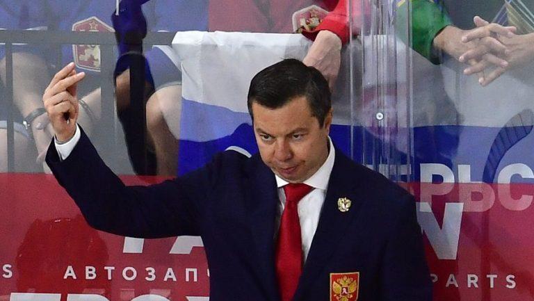 Илье из семьи хоккейных тренеров Воробьевых – 44!