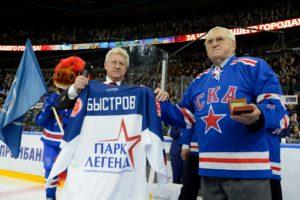 6 апреля исполнилось бы 90 лет выдающемуся хоккеисту и тренеру В.А.БЫСТРОВУ.