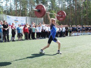 Всероссийский Олимпийский день в Санкт-Петербурге