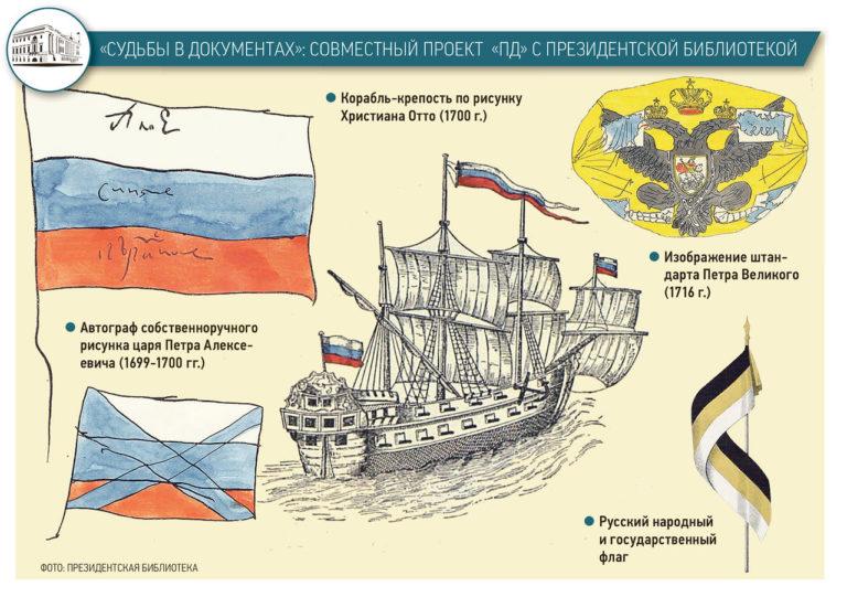 22 августа — День Государственного флага Российской Федерации.
