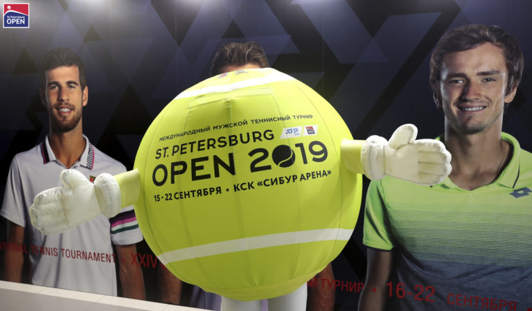 St. Petersburg Open»- это классный теннис серии ATP World Tour