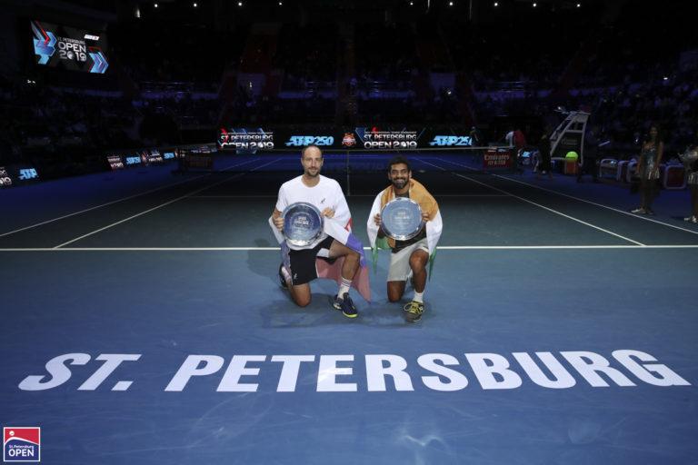Мы рады победить в Санкт-Петербурге!