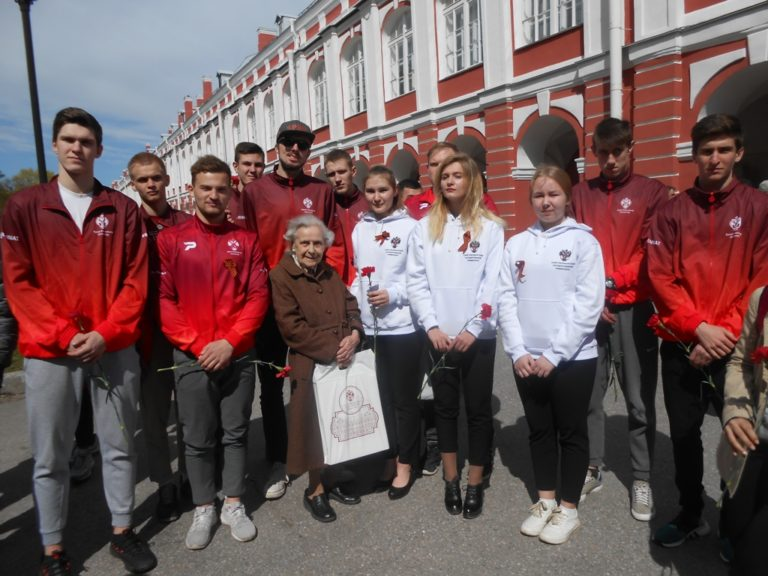 Наталье Борисовне ВЕТОШНИКОВОЙ – 98 лет. Поздравляем!!!
