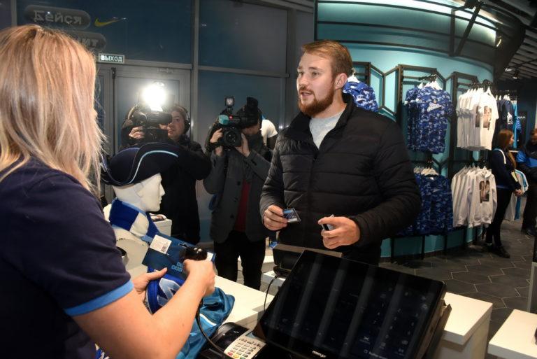 ФК «Зенит» и Единая карта петербуржца