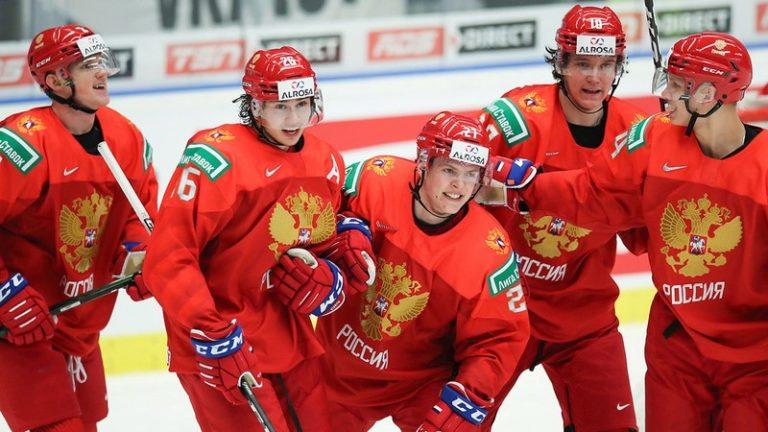 Молодежный чемпионат мира 2020 по хоккею