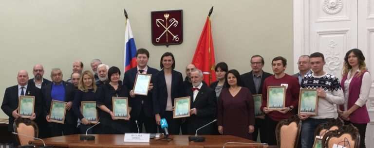 Петербургские СМИ успешно освещают события в мире спорта. 