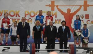 Очередная победа петербурженки Татьяны Кашириной на Кубке России
