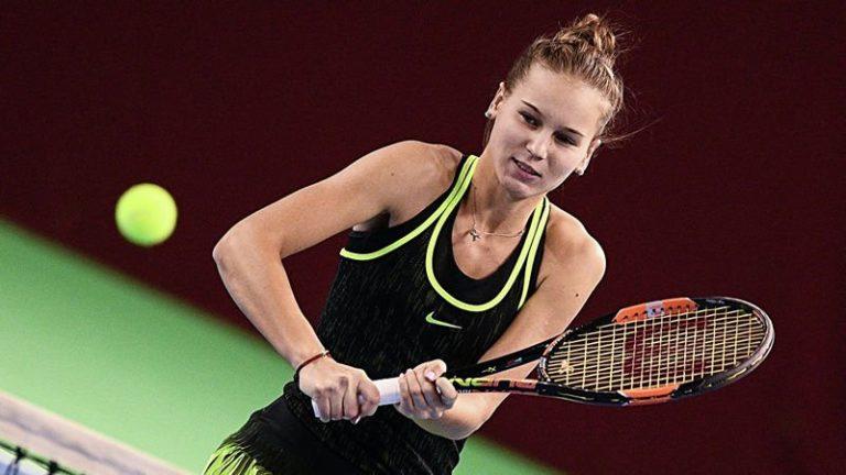 Россиянка Вероника Кудерметова победила представительницу Казахстана