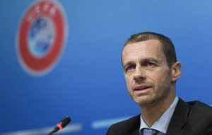 УЕФА перевел часы Еврофутбола на год вперед