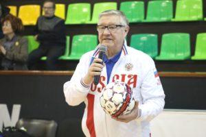 В честь своего юбилея Геннадий Орлов  собрал  на турнир друзей
