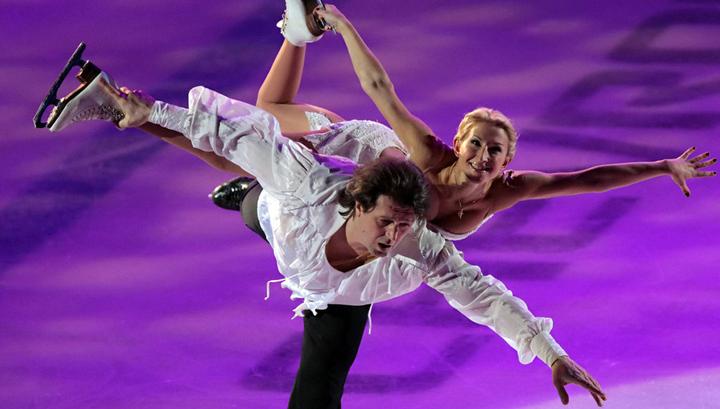 Олимпийская чемпионка в танцах на льду Оксана КАЗАКОВА празднует юбилей.