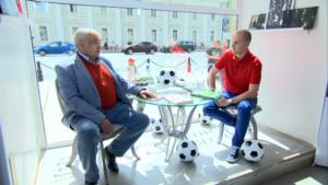 ВИДЕО. Нина Новикова. Интервью с Эрнестом Серебренниковым.