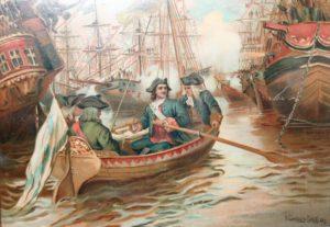 9 июня 1672 года родился император Петр Первый.