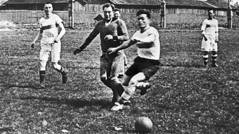 31 мая 1942 года в осажденном Ленинграде прошёл спортивный праздник.