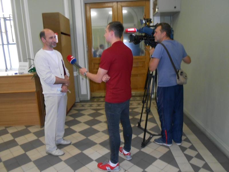 Выставка в Российской национальной библиотеке