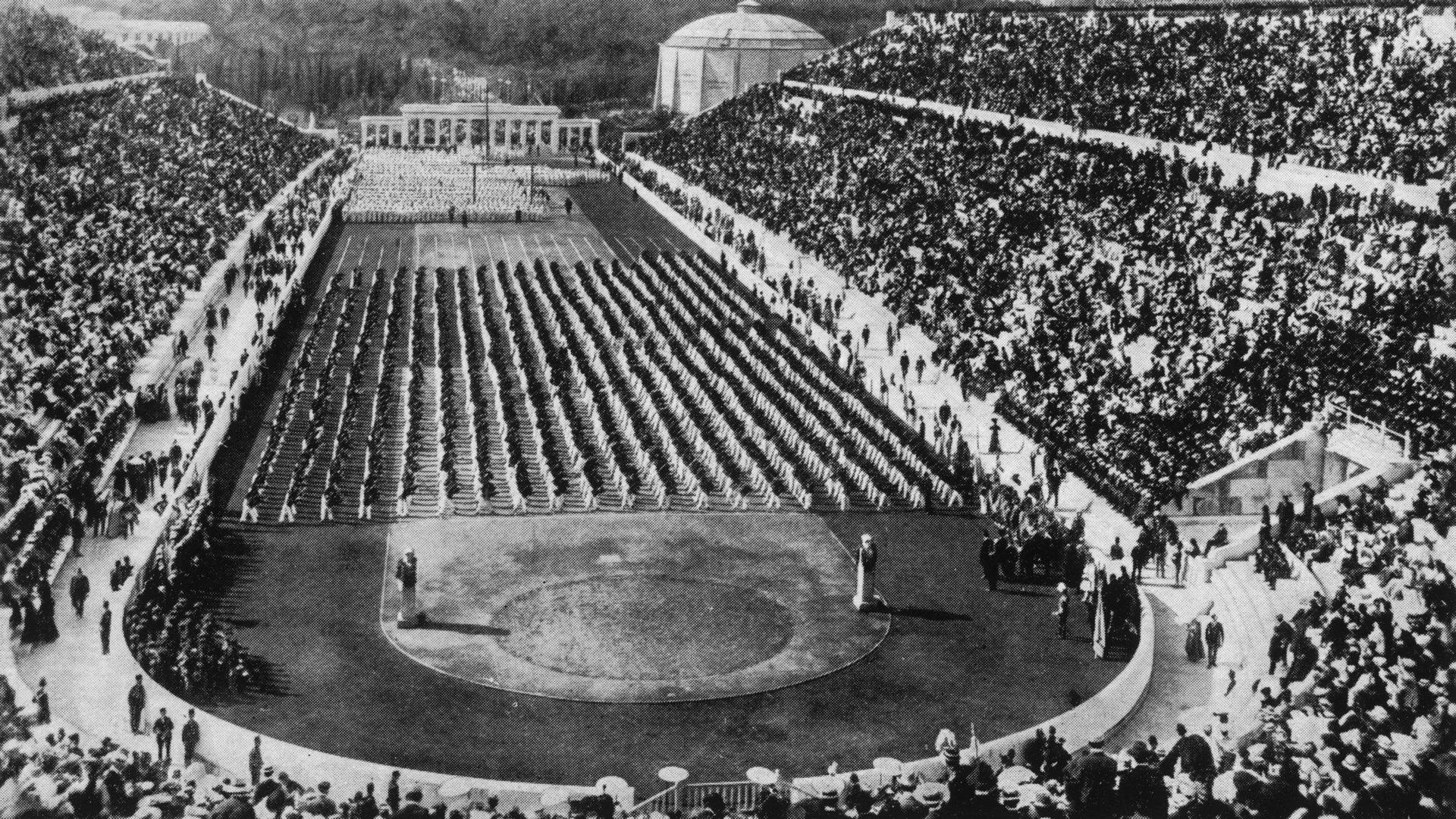 23 июня 1894 г.- дата возобновления Олимпийских игр и создания МОК