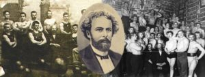 Отец русской атлетики В.Ф.Краевский родился 29 июля 1841 г.