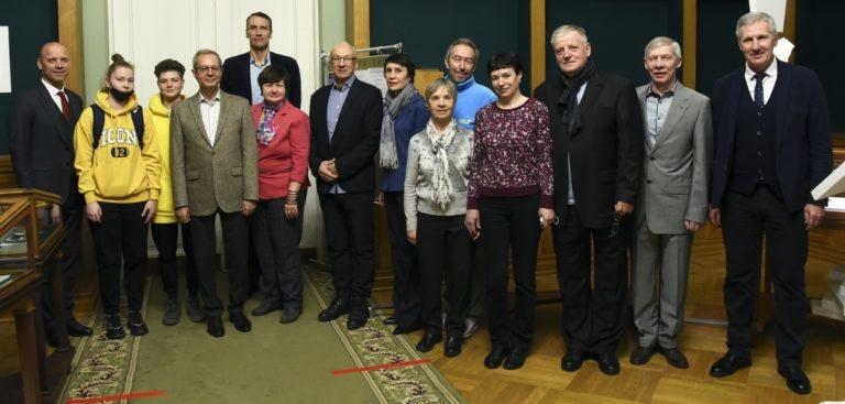 К 110-летию Российского олимпийского комитета